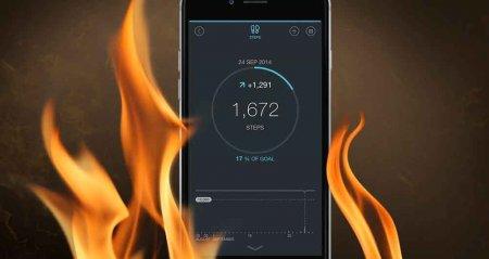 چرا گوشی داغ می شود؟